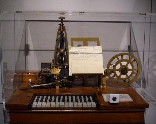 erster optischer telegraph